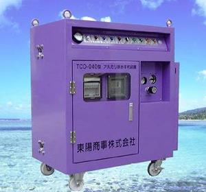 Alkaline Drainage neutralizer device (TCO-040)